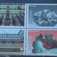 Sellos: MINERALES 1994 EDIFIL 3283,6 SERIE COMPLETA NUEVO. Lote 107082399