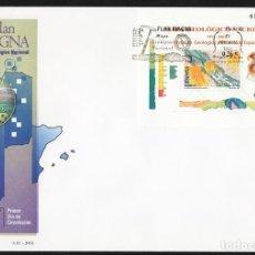 España 2003 Edifil 4036 SOBRE - PD. Plan Magna Existencias - 2