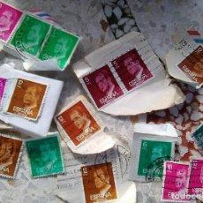 Sellos: LOTE 19 SELLOS REY DON JUAN CARLOS. Lote 107946467