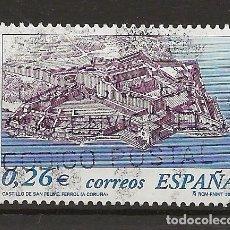 Sellos: R26/ ESPAÑA USADOS 2003, EDIFIL 3987, CASTILLOS. Lote 108383799