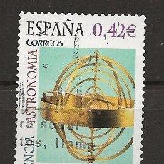 Sellos: R26/ ESPAÑA USADOS 2007, EDIFIL 4311, CIENCIA. Lote 108384039