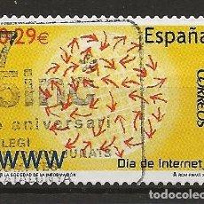 Sellos: R26/ ESPAÑA USADOS 2006, EDIFIL 4238, CIENCIA. Lote 108717679