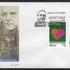 Selos: ESPAÑA - SPD. EDIFIL NSº 3606/07 CON DEFECTOS AL DORSO. Lote 108893259