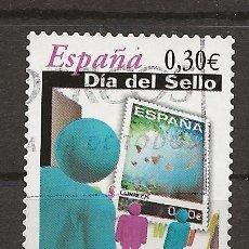Sellos: R26/ ESPAÑA USADOS 2007, EDIFIL 4330, DIA DEL SELLO. Lote 109164819