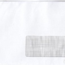 Sellos: SOBRE CON SELLO DEL S.F.CORREOS (ESPAÑA) IMPRESO PUERTA DEL SOL- VER. Lote 109834179