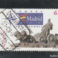 Sellos: ESPAÑA 1997 - EDIFIL NRO. 3496- USADO. Lote 110219363