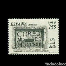 Sellos: ESPAÑA 2001 EDIFIL 3780 NUEVO. Lote 110237519