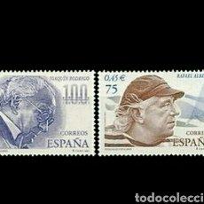 Sellos: ESPAÑA 2001 EDIFIL 3783/84 NUEVO. Lote 110238299