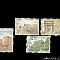 Sellos: ESPAÑA 2001 EDIFIL 3785/88 NUEVO. Lote 110238576