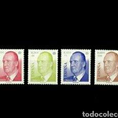 Sellos: ESPAÑA 2001 EDIFIL 3792/95 NUEVO. Lote 110239375