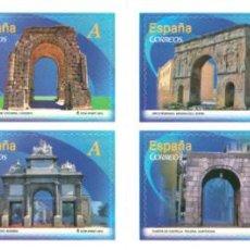 Sellos: AÑO 2013 (4763-4770) ARCOS Y PUERTAS MONUMENTALES (NUEVO). Lote 110252055