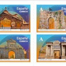 Sellos: AÑO 2014 (4838-4845) ARCOS Y PUERTAS MONUMENTALES (NUEVO). Lote 110252251