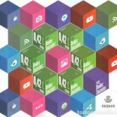 Sellos: AÑO 2015 (4971) HB TICS (NUEVO). Lote 110254179