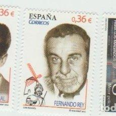Sellos: ESPAÑA SELLOS NUEVOS 2012 N.EDIFIL 4720-22. Lote 110372567