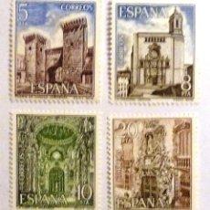 Sellos: SELLOS ESPAÑA 1979. EDIFIL 2527/30. NUEVOS. PAISAJES Y MONUMENTOS.. Lote 152357950