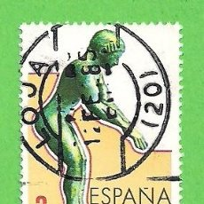 Stamps - EDIFIL 2769. JUEGOS OLÍMPICOS. LOS ÁNGELES - SALTADOR DE NATACIÓN. (1984). - 110646351