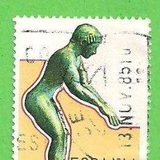 Stamps - EDIFIL 2769. JUEGOS OLÍMPICOS. LOS ÁNGELES - SALTADOR DE NATACIÓN. (1984). - 110646719