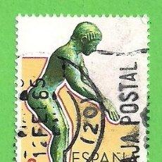 Stamps - EDIFIL 2769. JUEGOS OLÍMPICOS. LOS ÁNGELES - SALTADOR DE NATACIÓN. (1984). - 110646955