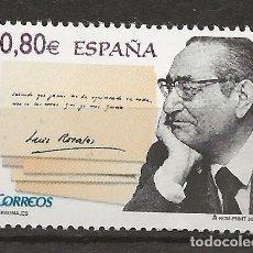Sellos: R13/ ESPAÑA 2011, EDIFIL 4670, MNH **, PERSONAJES. Lote 110693303