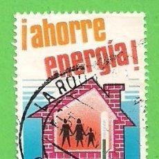 EDIFIL 2509. AHORRO DE ENERGÍA. - CALEFACCIÓN. (1979).