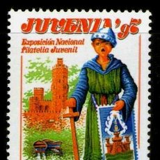 Selos: 1997 EDIFIL 3470** NUEVO SIN CHARNELA. LUJO. JUVENIA 97. Lote 110924915