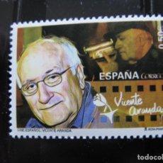 Sellos: 2017, CINE ESPAÑOL, VICENTE ARANDA. Lote 111492231