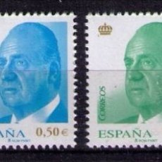 Sellos: ESPAÑA 2011 - SERIE BASICA DEL REY D. JUAN CARLOS I - EDIFIL Nº 4633-4636. Lote 288153548