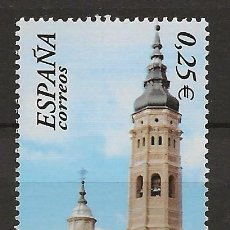 Sellos: R13.G35/ ESPAÑA 2002, MNH **, PATRIMONIO MUNDIAL. Lote 144535978