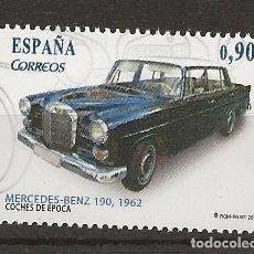 Sellos: R13.G35/ ESPAÑA 2013, COCHES DE EPOCA, MNH **. Lote 111972939
