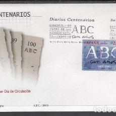 Sellos: 2003 SOBRE PRIMER DIA EDIFIL 3963 NUEVO.. Lote 110342140