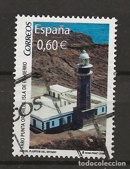 R30/ ESPAÑA USADOS 2008, FAROS (Sellos - España - Juan Carlos I - Desde 2.000 - Usados)