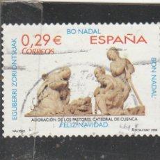 ESPAÑA 2006 - EDIFIL NRO. 4278 - NAVIDAD - USADO-FOTO ESTANDAR