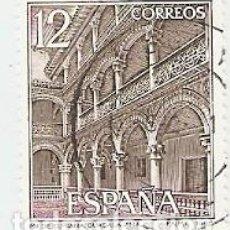 Sellos: SELLO USADO ESPAÑA. EDIFIL Nº 2835. MONASTERIO DE LUPIANA. GUADALAJARA. REF. 1U-2835. Lote 231727850