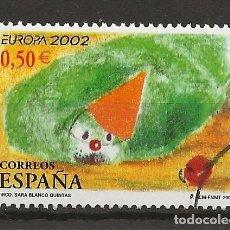 Sellos: R30.B3/ ESPAÑA USADOS 2002, EDIFIL 3896. Lote 113253879