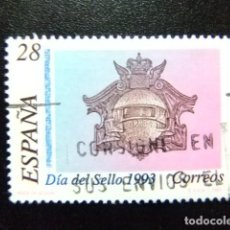 Sellos: ESPAÑA 1993 SPAIN BUZÓN DE CORREOS EDIFIL Nº 3243 º USADO YVERT Nº 2836 º FU. Lote 113256247