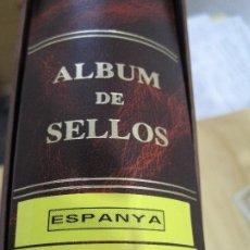 Sellos: ESPAÑA SELLOS NUEVOS DE AÑOS 2002 / 2003 Y 2004 ( 57 HOJAS ). Lote 113543247