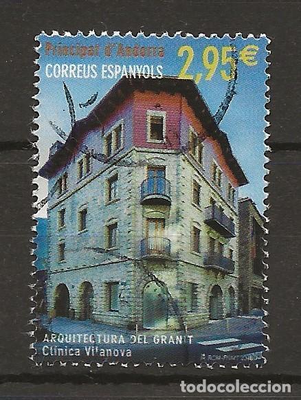 R30/ CORREOS ESPAÑYOLS, PRINCIPADO D´ANDORRA (Sellos - España - Juan Carlos I - Desde 2.000 - Usados)