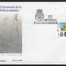 Selos: ESPAÑA - SPD. EDIFIL Nº 3623 CON DEFECTOS AL DORSO. Lote 113695403