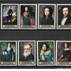 Francobolli: MADRAZO Y SUS PINTURAS. ESPAÑA. EMIT. 29-9-1977. Lote 257529475