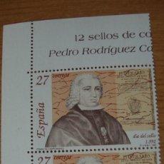 Sellos: ESPAÑA 1992 EDIFIL 3154 PAREJA NUEVOS PERFFECTOS. Lote 114180515