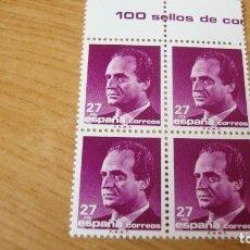 Sellos: ESPAÑA 1992 EDIFIL 3156 BLOQUE 4 NUEVOS PERFECTOS. Lote 142086284