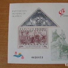 Sellos: ESPAÑA 1992 EDIFIL H-3195 NUEVA PERFECTA. Lote 152464129