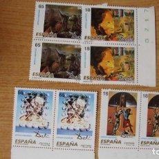 Sellos: ESPAÑA 1994 EDIFIL 3289/96 PAREJA NUEVOS PERFECTOS. Lote 114716695