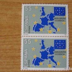 Sellos: ESPAÑA 1994 EDIFIL 3324 PAREJA NUEVOS PERFECTOS. Lote 114720939