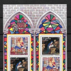 Sellos: NAVIDAD ESPAÑA-ALEMANIA. EMIT. 8-11-2001. Lote 114839083