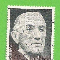 Sellos: EDIFIL 2578. CENTENARIO DEL NACIMIENTO DE RAMÓN PÉREZ DE ALAYA, 1880-1962. (1980).. Lote 115238699