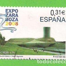 Sellos: EDIFIL 4391. EXPOSICIÓN INTERNACIONAL EXPO ZARAGOZA 2008. (2008).. Lote 115367539