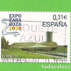 Sellos: EDIFIL 4391. EXPOSICIÓN INTERNACIONAL EXPO ZARAGOZA 2008. (2008).. Lote 115367887