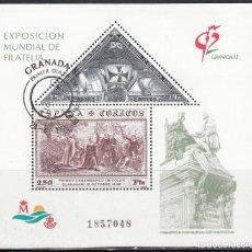 Sellos: ESPAÑA 1992 EDIFIL Nº 3195 . Lote 115401175