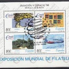 Sellos: ESPAÑA 1996 EDIFIL Nº 3433. Lote 115416095